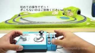 getlinkyoutube.com-KATO Nゲージ鉄道模型 デスクトップレイアウトがきました!