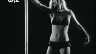 getlinkyoutube.com-the white stripes - kate moss pole dance video