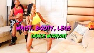 getlinkyoutube.com-Waist Booty Legs Dance Workout -Keaira LaShae
