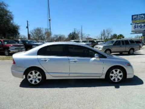 2010 Honda Civic - LA VERNIA TX