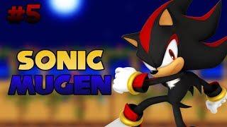 getlinkyoutube.com-(SONIC TIME) Sonic Mugen part 9: Ты мегамен?