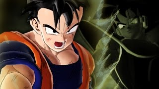 GOKU BLACK IN RAGING BLAST?! Not Really... Future Gohan VS Turles!!   Dragon Ball Raging Blast 2