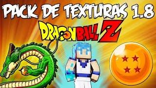 getlinkyoutube.com-PACK DE TEXTURAS DRAGON BALL Z MINECRAFT 1.8 Y 1.7