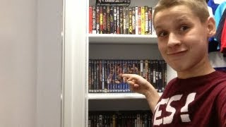 getlinkyoutube.com-My WWE/WWF DVD Collection (Updated) 150 Subscriber Special