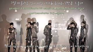 getlinkyoutube.com-2PM- I Can't (english/romanized)
