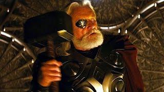 Thor vs Odin - Odin Takes Thor's Power (Scene) Movie CLIP HD width=