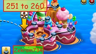 getlinkyoutube.com-Monster Legends, Adventure Map levels 251 to 260