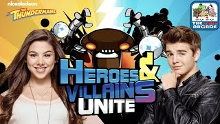 The Thundermans: Heroes & Villains Unite - Work Together To Repair The Home (Nickelodeon Games)