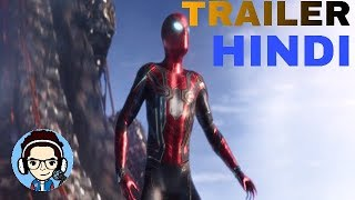 Avengers : Infinity War Trailer Hindi  ( dubbed by me )
