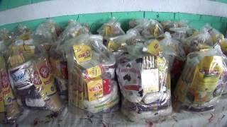 getlinkyoutube.com-ENTREGA DE 36 PAQUETES DE VIVERES | EL SALVADOR C.A.