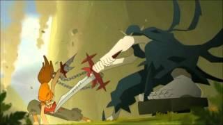 Goultard vs Kathar AMV (Linkin park- Breaking the habit)