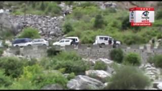 भारत तिब्बत सीमा के प्रति संजीदगी, तकनीकि खराबी के चलते 15 वर्षो से पुल का निर्माण कार्य ठप