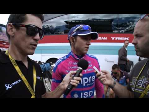 Orica-GreenEDGE Backstage Pass - Tour de France stage 8
