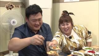 "getlinkyoutube.com-""먹방요정 민경의 어마어마한 한입만!""  [맛있는 녀석들 Tasty Guys] 30회"
