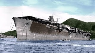 getlinkyoutube.com-Japanese Aircraft Carriers (IJN) 日本の航空母艦