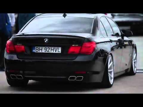 LOW BMW 7 Series w Vossen
