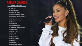 Ariana Grande Greatest Hits 2017 |  Ariana Grande Best Songs  Full Cover