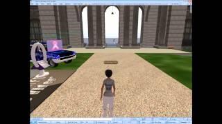 getlinkyoutube.com-KingGoon Copybot - Second Life clothing fair 2010
