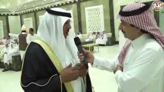 حفل زواج الاعلامي حسام بن محمد الزهراني