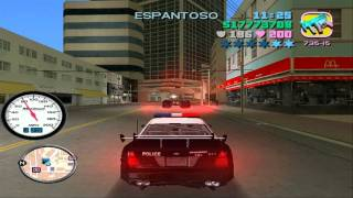 Grand Theft Auto Vice City MOD VERSION with 100% Save Game GTA?