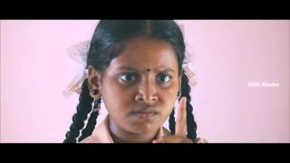 Goon Attacks A School Girl - Touring Talkies Tamil Movie Scenes