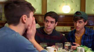 getlinkyoutube.com-Boys Force Friend To Admit He's Gay Publically   What Would You Do?   WWYD