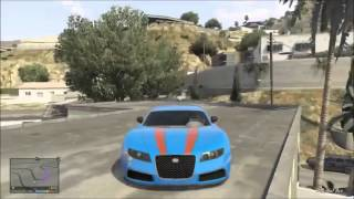 getlinkyoutube.com-Acrobacias en GTA 5 - Modo historia