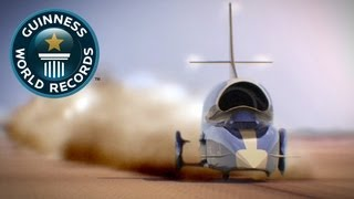 getlinkyoutube.com-The 1,000mph Car, Inside Bloodhound SSC - Guinness World Records