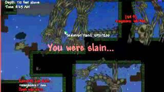 "getlinkyoutube.com-Terraria Multiplayer: ""Hacker spawns a billion bosses"""