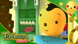 getlinkyoutube.com-Rolie Polie Olie: Mom's Night Out/Polie Pox/Da Plane! Da Plane! - Ep.14