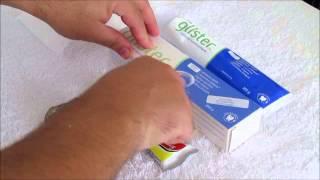 getlinkyoutube.com-Amway - Glister Creme Dental - O Grande Diferencial - Limpeza com Segurança