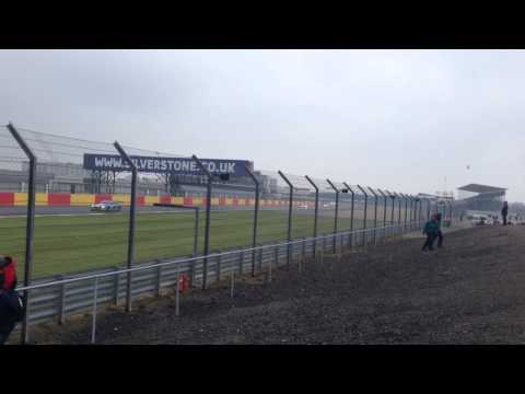 Silverstone 6hr WEC. Speed thru copse