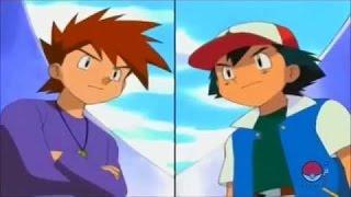 Ash vs Gary (Liga Pokémon Johto) (Music)