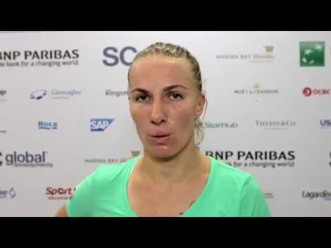 My Performance   Svetlana Kuznetsova Defeats Karolina Pliskova   2016 WTA Finals