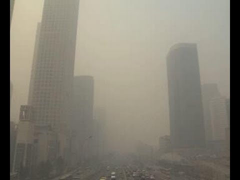 Smog in China | Journal