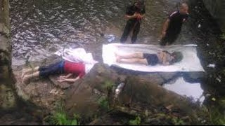 getlinkyoutube.com-[Video Amatir] Video Detik - Detik Tewasnya Pelajar di Air Terjun Danau Hutan Muka Kuning, Kep.Riau