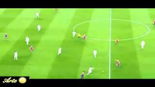 ميسي مسح الارض في ريال مدريد (عمر عرفه )
