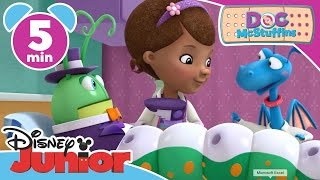getlinkyoutube.com-Doc McStuffins | Leggy Leo | Disney Junior UK
