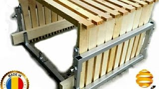 getlinkyoutube.com-Cadru reglabil pt.asamblarea ramelor de stupi STAS 1/1, 1/2, 3/4
