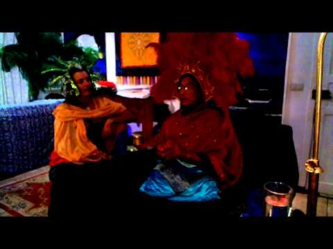 The importance of astrology with Dhargya Tibetan chi master and Cosmic Sister