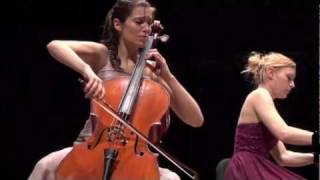 getlinkyoutube.com-Schubert Ständchen : Camille Thomas and Beatrice Berrut