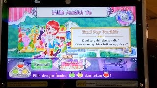 getlinkyoutube.com-Aikatsu Indonesia Card Game seri 5 : Diamond Happy ★★★★ (Bahasa Indonesia) (vs Kaede)