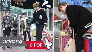 [AFTER SCHOOL CLUB] JEONG SEWOON After the live show Feat.Jump rope (정세운 생방 후 모습 Feat.쌩쌩이) _ HOT!