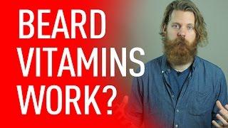 getlinkyoutube.com-Do Beard Vitamins Work? | Eric Bandholz