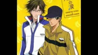 getlinkyoutube.com-Banana no Namida Tezuka and Sanada singing