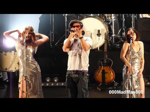 Brigitte - Ma Benz ft. Joey Starr - HD Live at Olympia (31 Oct 2011)