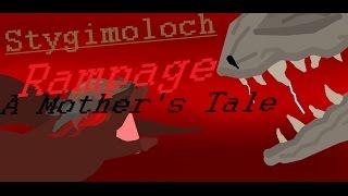 Pivot animator: Stygimoloch Rampage: A Mother's Tale