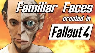 getlinkyoutube.com-Familiar Faces in Fallout 4 #2 | John Cena, Waluigi and more!