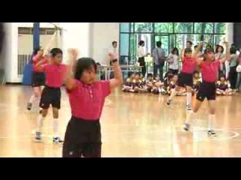 四甲健身操比賽
