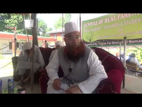 Revival of Real Parenthood in Amira Kadal Higher Secondary ( 21 June 2014)  Part2